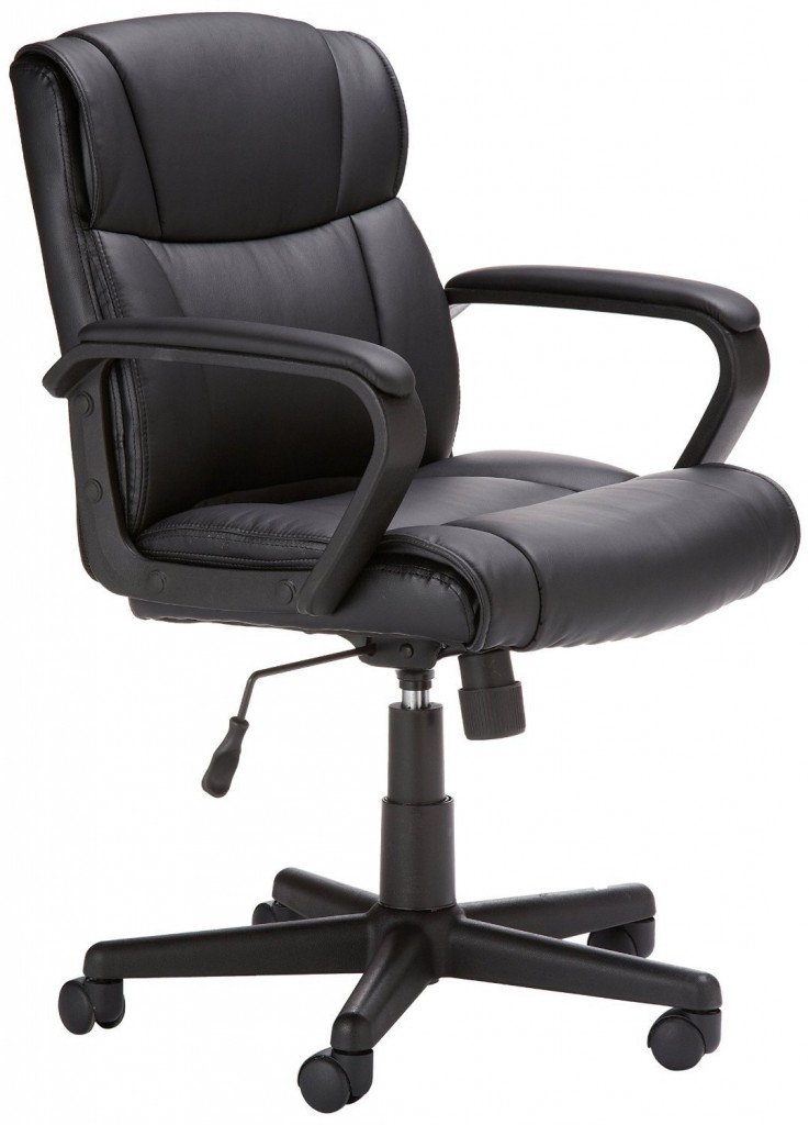 AmazonBasics Mid Back Office Chair