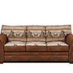 American Furniture Classics 4 Piece Alpine Lodge Sofa