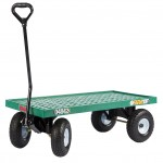 Farm Tuff Plastic Deck Wagon