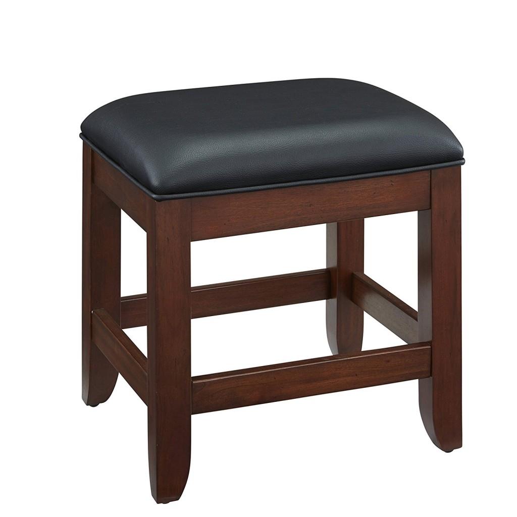 Home Styles Furniture 5529 28 Chesapeake Vanity Bench