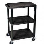 Luxor Mobile Multipurpose Tuffy Utility Cart
