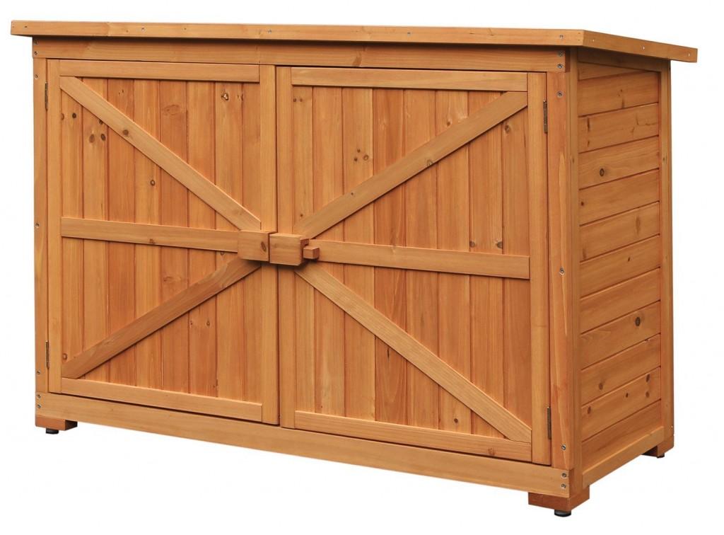 Merax Wooden Garden Shed Wooden Lockers