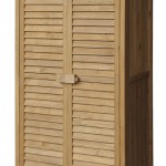 Merax Wooden Shed Wooden Lockers