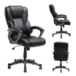 Myka's Ergonomic Leather Executive Office Chair