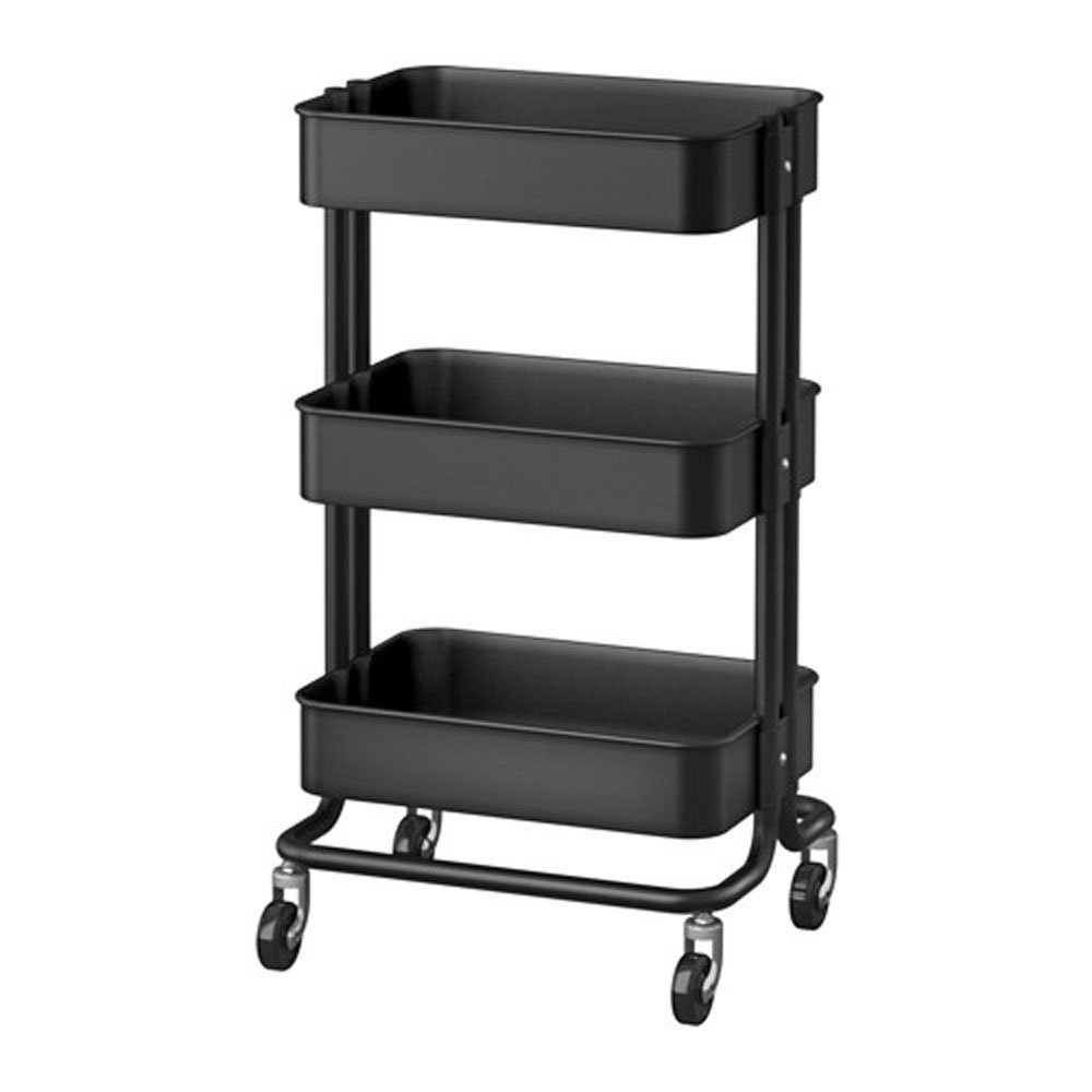 RASKOG 1419 903 339 76 Home Kitchen Storage Utility Cart