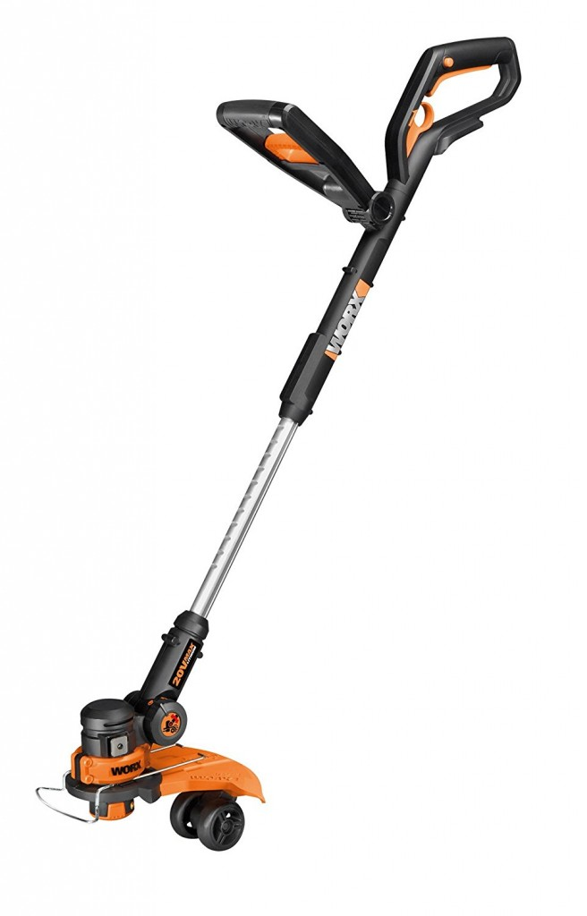 WORX WG160.9 20V Cordless Lithium Grass Trimmer Edger