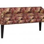 Whitney Long Upholstered Bench