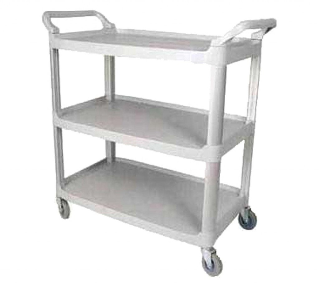 Winco UC 40G 3 Tier Utility Cart