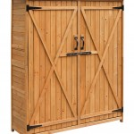 Motorcycle Storage Shed