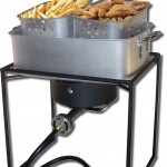 Propane Fish Fryer