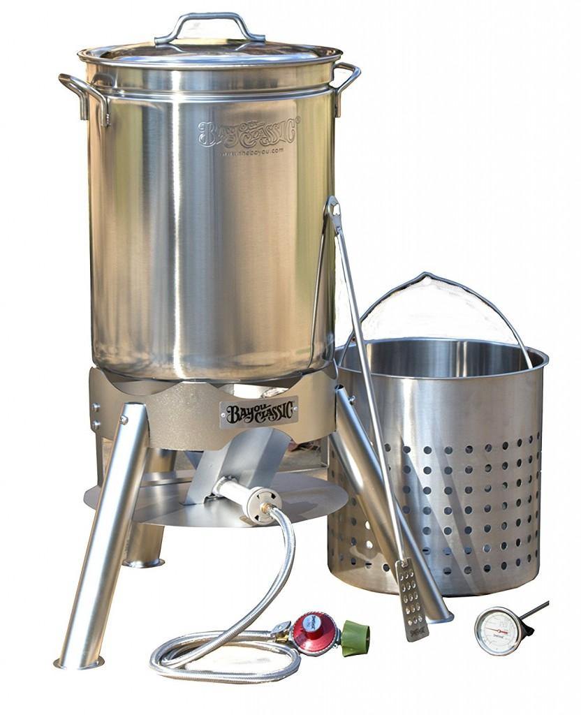 Turkey Fryer Kit