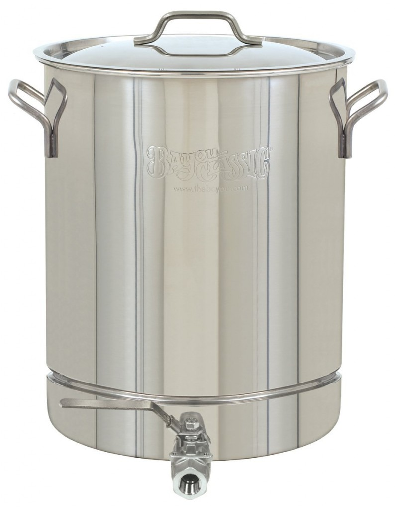 Turkey Fryer With Spigot
