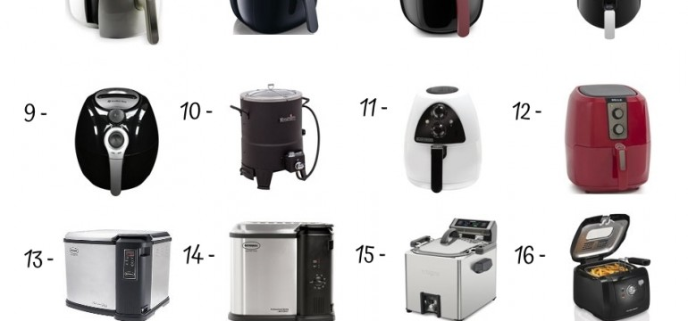 22 Best Oil Less Fryers