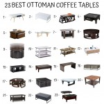 23 Best Ottoman Coffee Tables