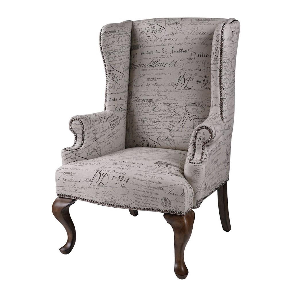 Bailey Street 6071399 Marianne Wing Chair