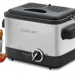 Cuisinart CDF 100 Compact 1.1 Liter Deep Fryer