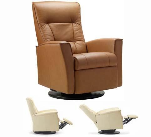 Fjords Ulstein Swing Relaxer Recliner Norwegian Reclining Chair