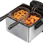 Hamilton Beach Electric Deep Fryer
