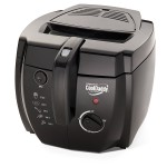 Presto 05442 CoolDaddy Cool Touch Deep Fryer
