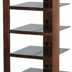 SANUS 5 Shelf AV Stand