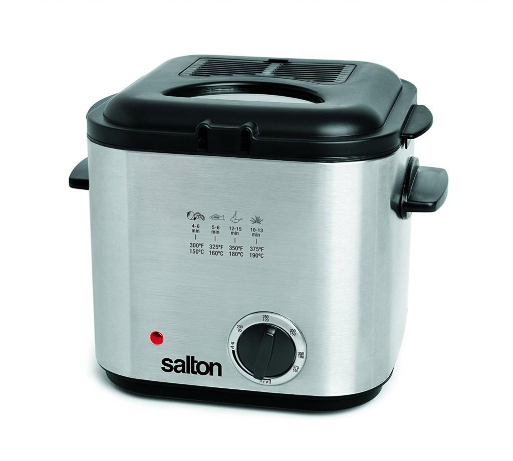 Salton DF1539 Compact Deep Fryer