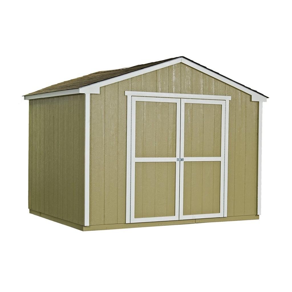 Atv Storage Shed