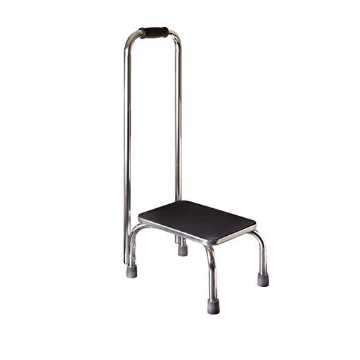 Bedside Step Stool High Bed