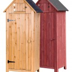 Small Wood Storage Sheds