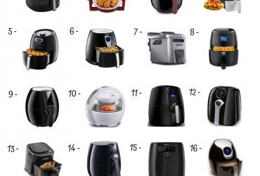 20 Best Fryers Under 200$