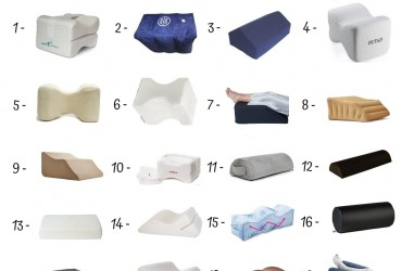 20 Best Leg Pillows Under 50$