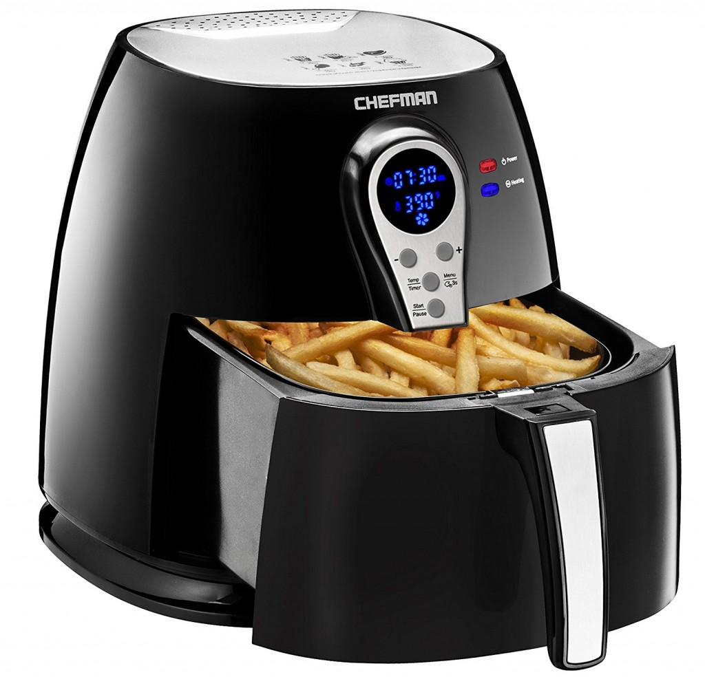 Chefman Air Fryer With Digital Display