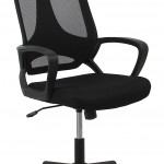 Essentials Swivel Mesh Task Chair With Arms