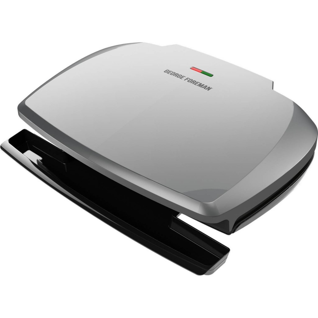 George Foreman 144 Sq In 9 Serving Classic Plate Grill