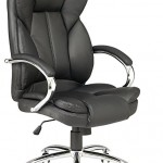 High Back PU Leather Executive Office Desk Task Computer Chair