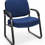 OFM Big And Tall Upholstered Guest Reception Chair
