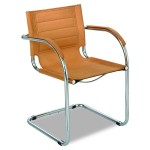 Safco Products 3457CM Flaunt Guest Micro Fiber Chair