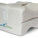 Sports Medica Memory Foam Pillow With Leg Strap