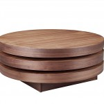 World Modern Design ER 1089 21 Torno Coffee Table
