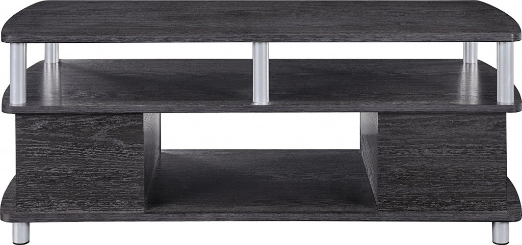 Black Silver Coffee Table
