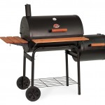 Char Griller Smokin Pro Grill & Smoker