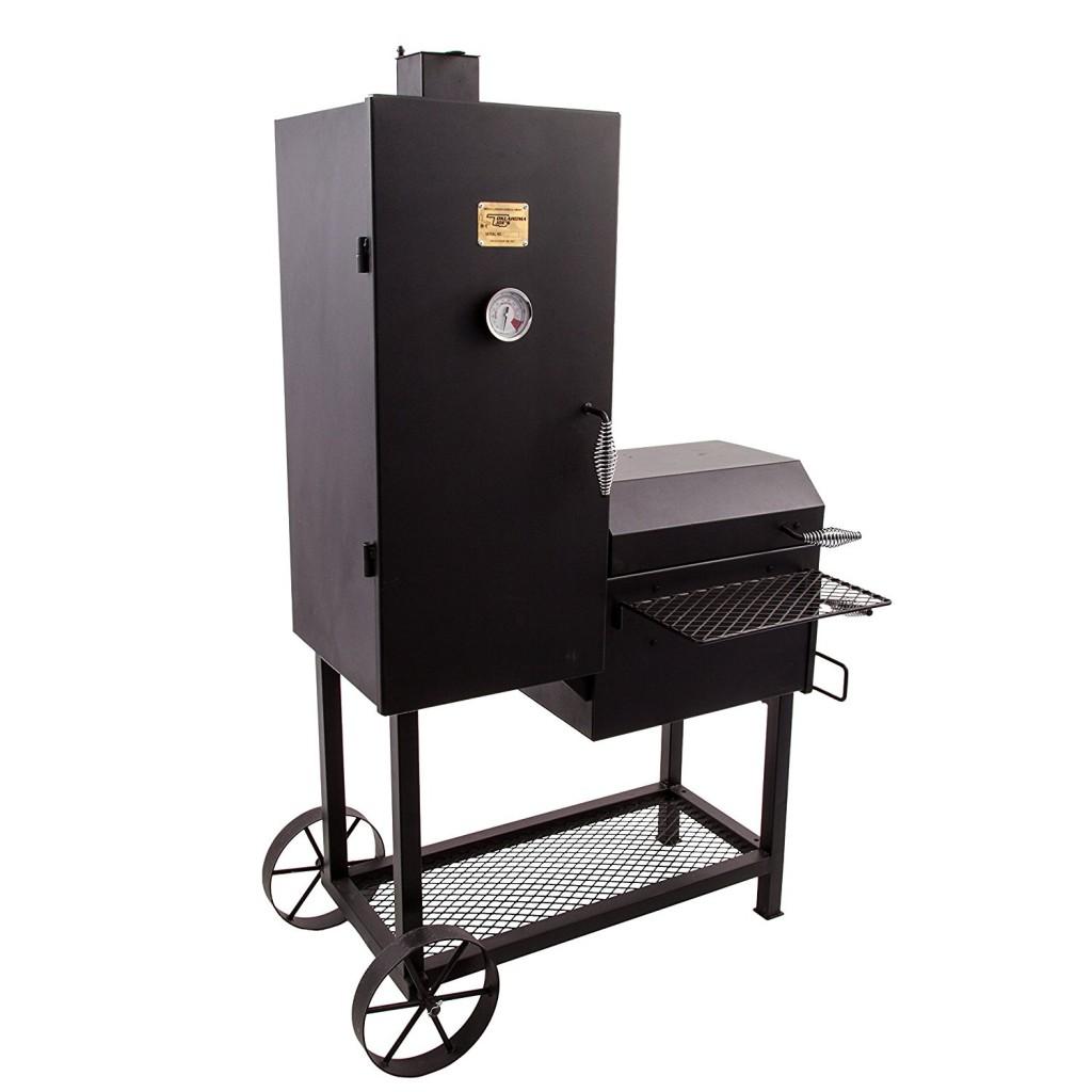 Oklahoma Joe Smoker Grill