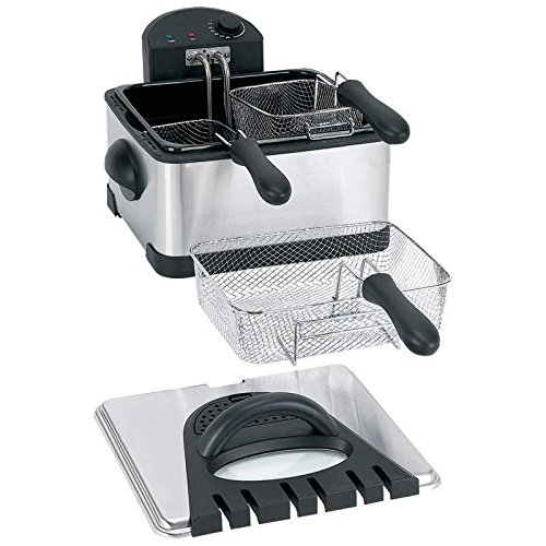Pressure Deep Fryer