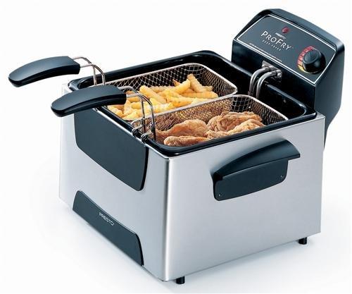 Presto Dual Deep Fryer