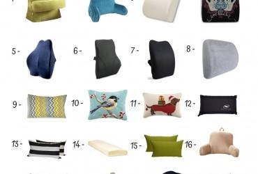 20 Best Lumbar Pillows Under 50$