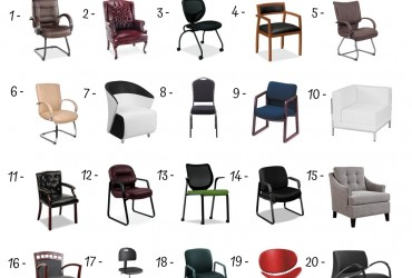 20 Best Reception Chairs Under 600$