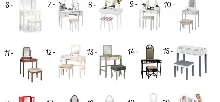 24 Best Vanity Sets
