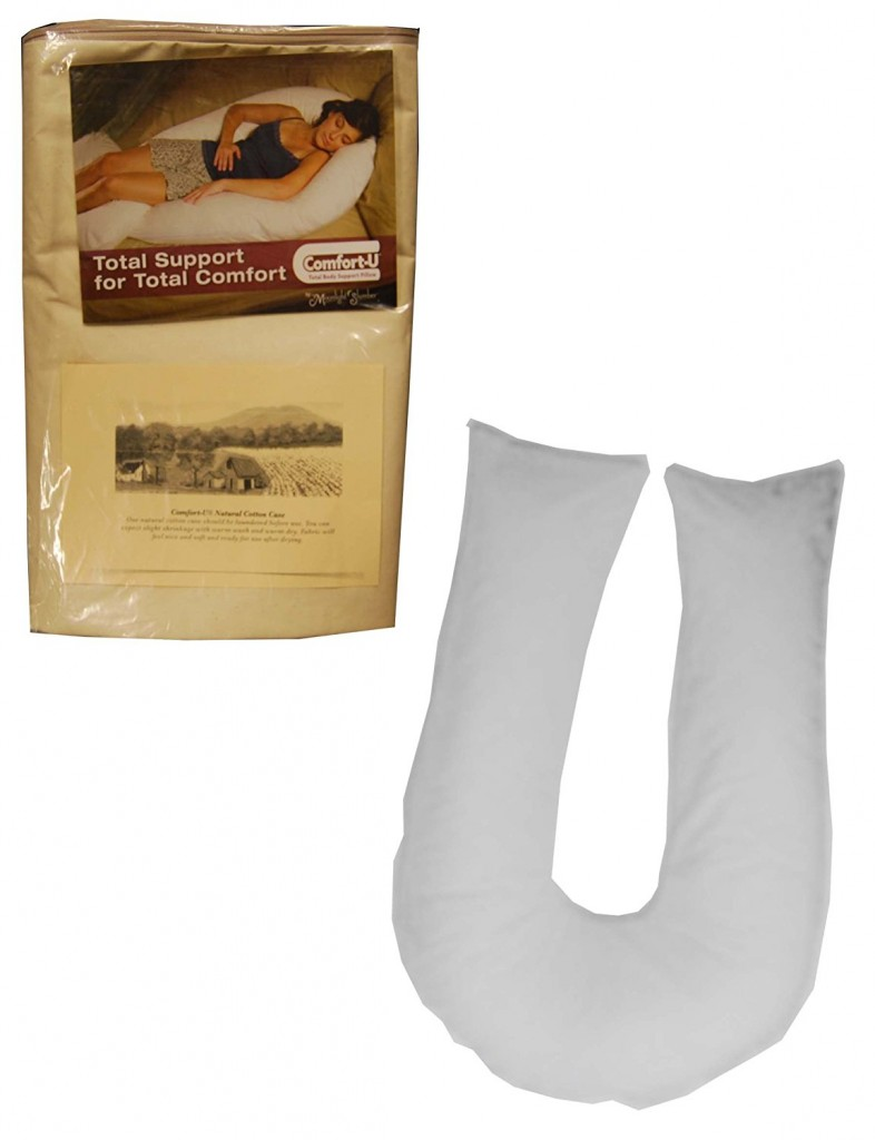 Comfort U Total Body Full Support Pillow