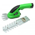 EAST ET1205 3.6 Volt Lithium Cordless Rechargeable Battery Garden Shear Hedge Trimmer