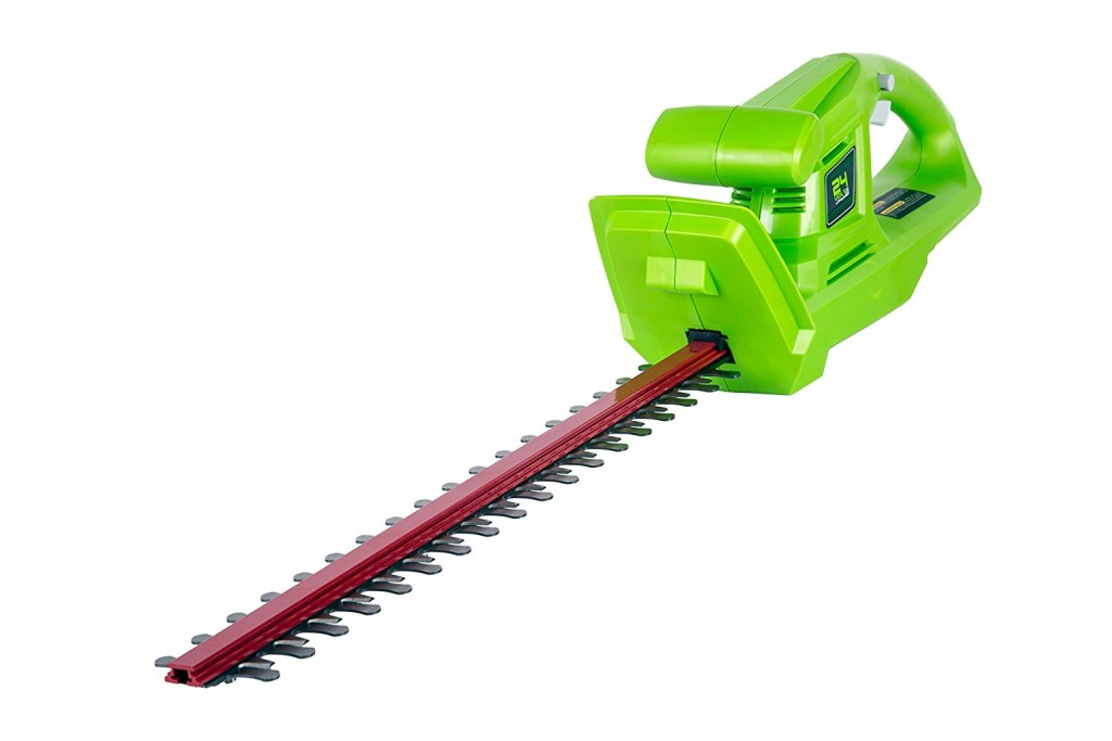 Greenworks 20 Inch 24V Cordless Hedge Trimmer