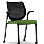 HON Nucleus Mesh Back Guest Chair